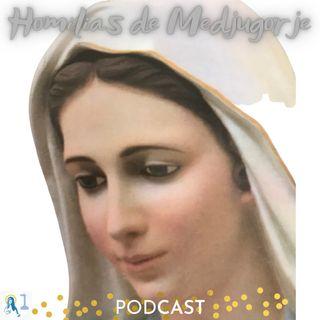 Homilia Medjugorje 03.12.20 - Misioneros a ejemplo de San Francisco Javier!