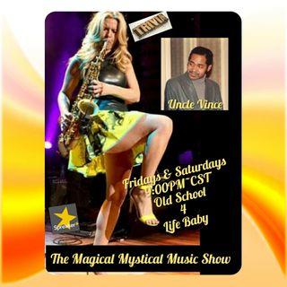 The Magical Mystical Music Show 10-19-2019