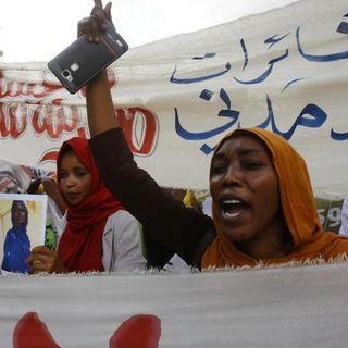 Sudan: Democrazia soffocata nel sangue
