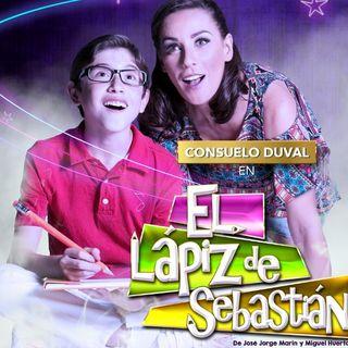 Este 17 de abril regresa el gran musical de Neón ... El Lápiz de Sebastián ¡Tienes que ir!