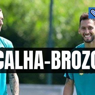 Calha-Brozo, qualità al potere: Inzaghi ha il piano per farli rendere al meglio
