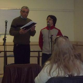 Braian Estevez presenta su libro