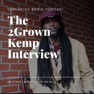 The 2Grown Kemp Interview.