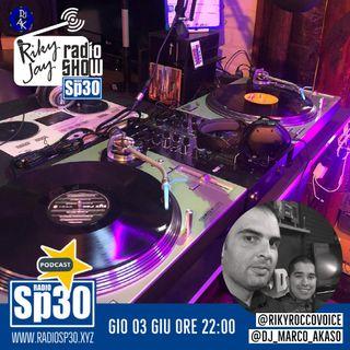 RikyJay Radio Show - ST.2 N.75 - VINILE Special