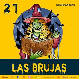 EP 21 ¿Existen las brujas? +Wicca 🧙♀️