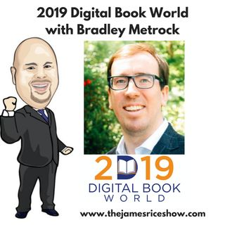 Bradley Metrock: 2019 Digital Book World