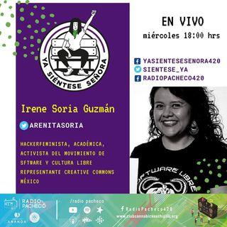 """""""Irene Soria Guzman"""" Ya Siéntese Señora Prog 7"""