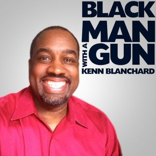 481 - Black Man With A Gun Show