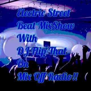 Electric Street Beat MixShow 1/25/21 (Live DJ Mix)