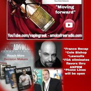 "#smokefreeradio ""Moving Forward"""