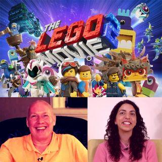 """Sesión de cine en línea - """"La LEGO película"""" con comentarios de David Hoffmeister traducidos por Marina Colombo"""