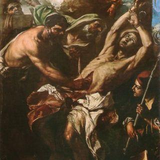 Il martirio di Sant'Erasmo di Giacinto Brandi tra fede, arte e horror