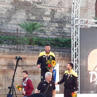 """Scherma, Palermo 2019. Samele: """"Contento per questa vittoria sofferta"""""""