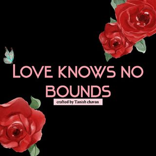 Love knows no Bounds ( VOLUME-1)