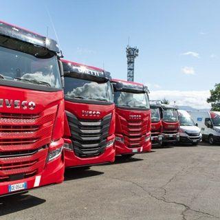 Ascolta la news: dieci mezzi Iveco al Gruppo Sodi per per la manutenzione e la realizzazione di strade e autostrade