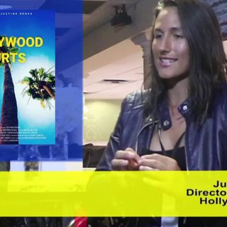 Hollywood Hurts: A #MeToo Film by Filmmaker Justine Renee: an interview on the Hangin With Web Show