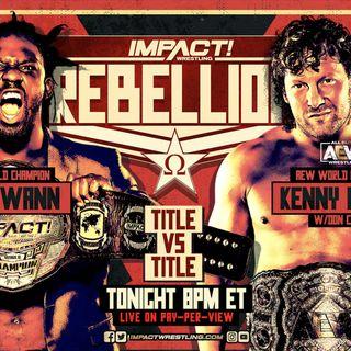 TV Party Tonight: Impact - Rebellion (2021)