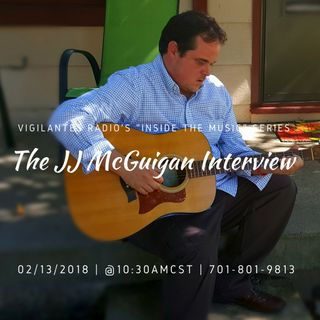 The JJ McGuigan Interview.