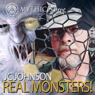 JC Johnson | Ahhh! Real Monsters! Stories In Cryptozoology