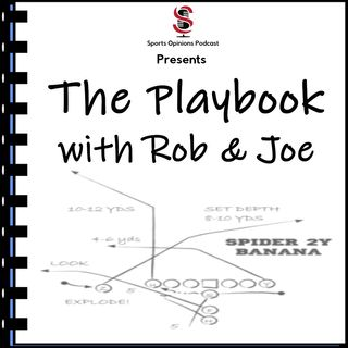 8. The Playbook: Rain Affecting NFL Games, Picks and more!