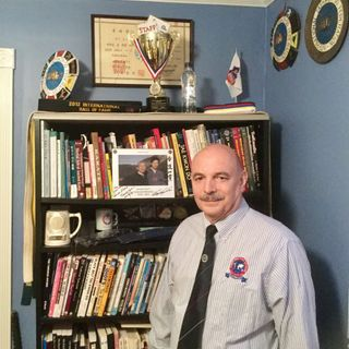 Interview with Grand Master George Vitale PhD - Part 2