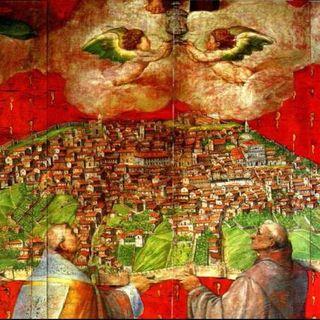 Le campane di San Silvestro, l'elefante Annone e Sant'Agnese