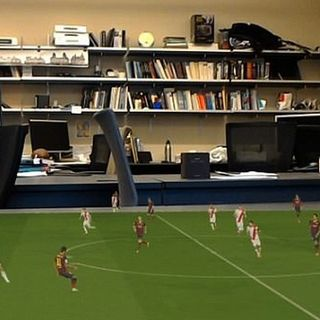 Goal in 3D