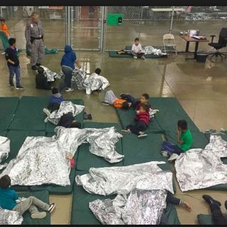 Migrant Children Subjected to Cruel and Dangerous Conditions at Border Detention Camps