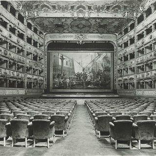 Teatro La Fenice in manifestazione!
