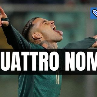 Calciomercato Inter, rebus quarta punta: quattro i nomi sul piatto
