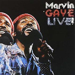 King Mob - Marvin Gaye - Almost Live - 2nd November 2019