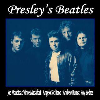 THE BEATLES HOUR W  STEVE LUDWIG #24 1 4 16 PRESLEY'S BEATLES