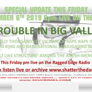 UPDATE BIG TROUBLE IN BIG VALLEY PA