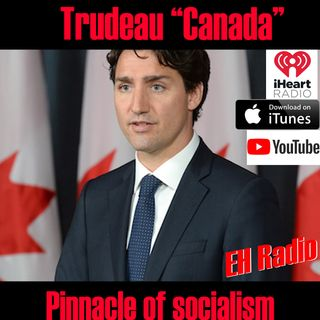 Morning moment Trudeau Canada Pinnacle of socialism Feb 2 2018