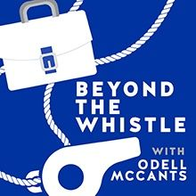 Beyond The Whistle 019: Build Your Personal Brand with a Podcast, With Jerod Morris