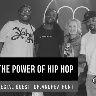 The power of hip hop music and helping students find their passion