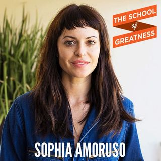 EP 365 Sophia Amoruso: From Depressed, ADD and a Thief to Fashion Icon #GIRLBOSS