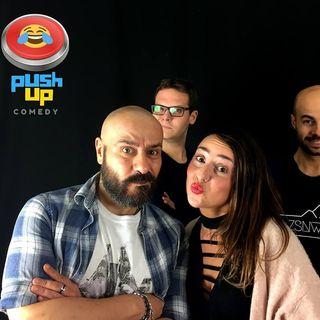 2 x 2 Push Up Comedy, seconda stagione : in studio con noi Marco Champier