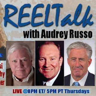 REELTalk: Ball of Collusion author Andrew McCarthy, Exec Dir of GAO Christopher Horner and Dr. Jerome Corsi of Corsi Nation