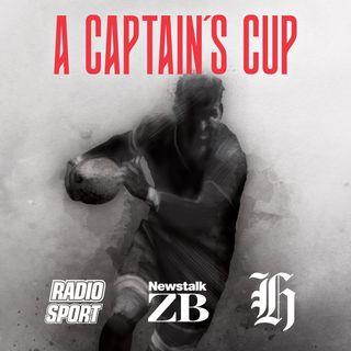 A Captain's Cup Episode 8:  Richie McCaw