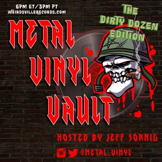 Metal Vinyl Vault - Dirty Dozen Edition
