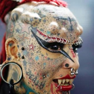 #malta Controversy about Tattoos and piercings
