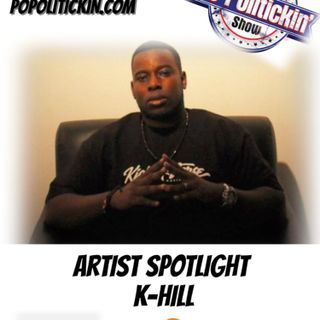 Artist Spotlight - K-Hill | @Achilles_Hill