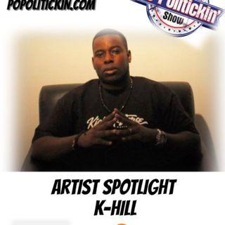 Artist Spotlight - K-Hill   @Achilles_Hill