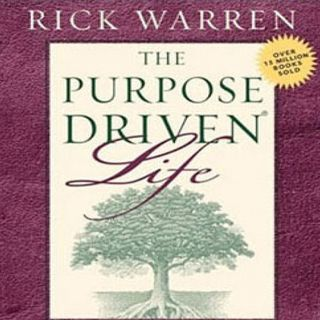 #006 - It's Not About You (Purpose Driven Life, Ch 1)