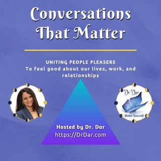 Ep.1 Conversations That Matter - The Art of Forgiveness
