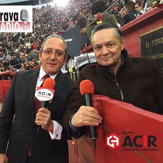 Lope Morales Arias, Rafael Moreno y Domingo López Chaves en Fiesta Brava Domingo 22 de Marzo 2020