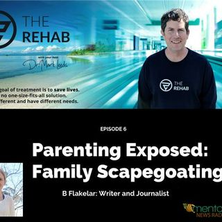 Narcissistic Parental Abuse and Addiction: Survival of the Family Scapegoat