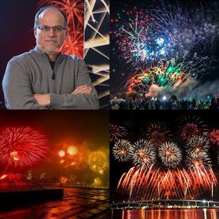 Fireworks Show Designer Phil Grucci