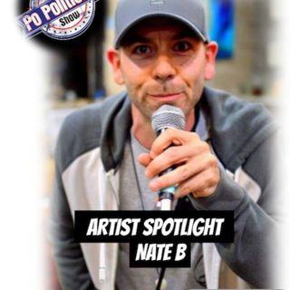 Artist Spotlight - Nate B | @listen2nateb